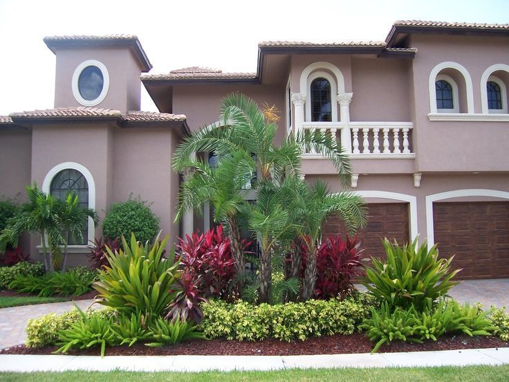 Front Yard Landscape Ideas For Florida