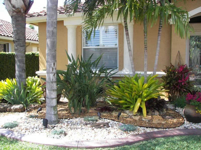 Front Yard Landscape Ideas With Rocks