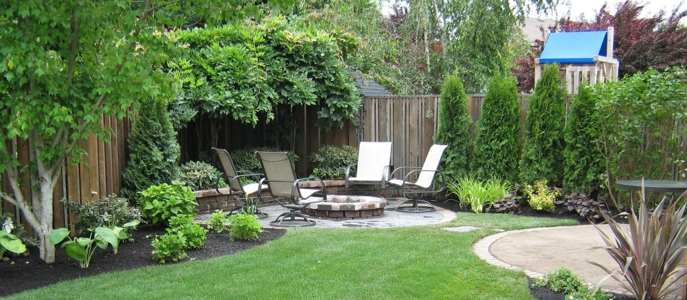 Small Yard Landscape Ideas